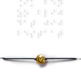Braille Lovebandjes